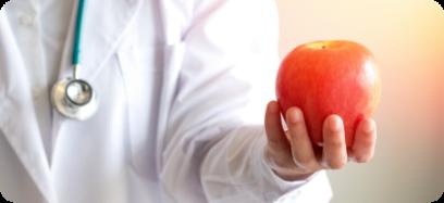 Nasze diety są często wybierane przez personel medyczny