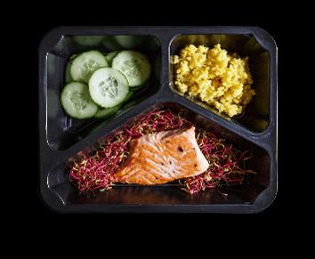 Dieta Fit&Balance vege z rybami